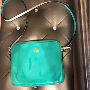 Kate Spade Turquoise Crossbody Purse